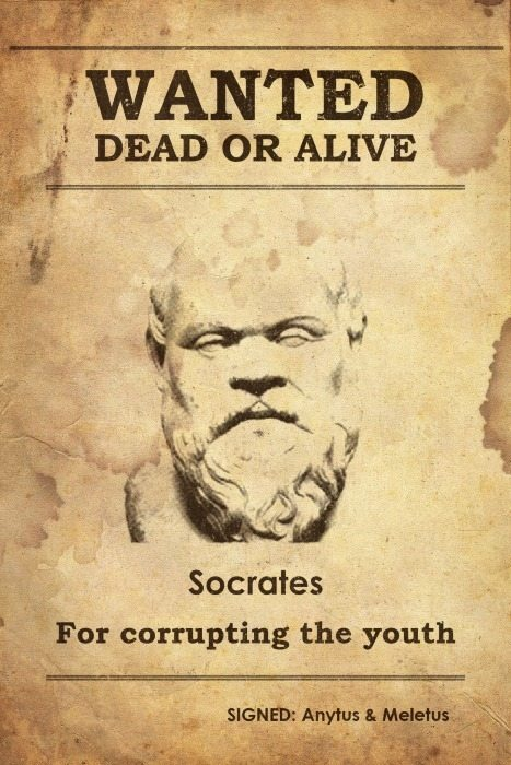 socrates-wanted-poster